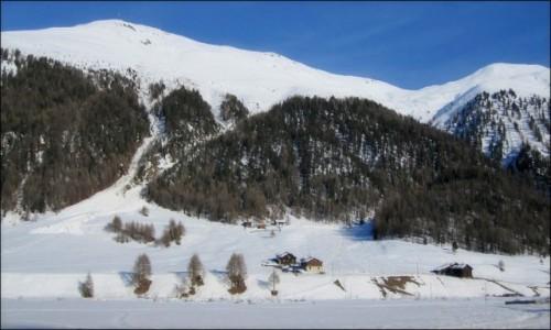 WłOCHY / Lombardia / Livigno / Alpi di Livigno...