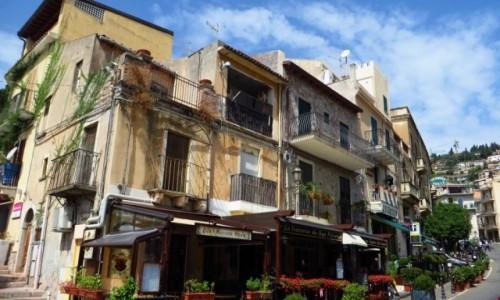Zdjecie WłOCHY / Sycylia / Taormina / architektura Ta