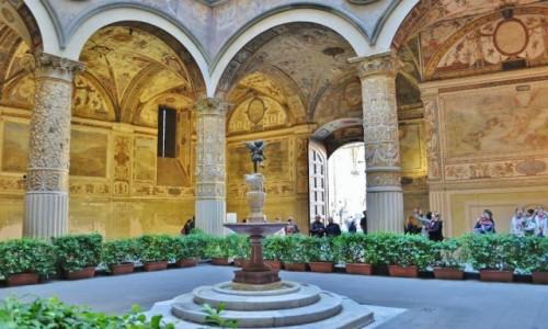 WłOCHY / Toskania / Florencja / Florencja, Palazzo Vecchio