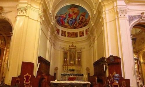 Zdjęcie WłOCHY / Sycylia / Noto / katedra