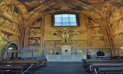 Zdjecie WłOCHY / Toskania / Florencja / Florencja. Kościół Santa Croce