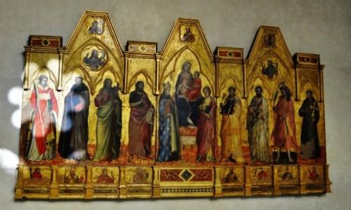 WłOCHY / Toskania / Florencja / Florencja, Kościół Santa Croce