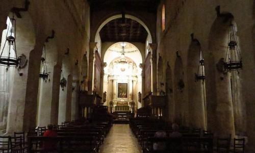 Zdjecie WłOCHY / Sycylia / Syrakuzy / katedra