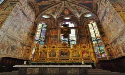 WłOCHY / Toskania / Florencja / Florencja, Santa Croce