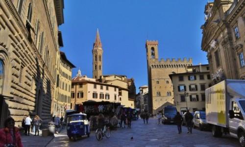 Zdjecie WłOCHY / Toskania / Florencja / Florenckie klim