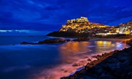 Zdjęcie WłOCHY / Sardynia / Castelsardo / Castelsardo