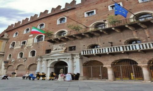 Zdjęcie WłOCHY / Veneto / Werona / Werona, Palazzo della Prefettura