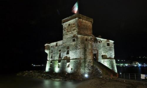 WłOCHY / Liguria / Rapallo / Rapallo - fort