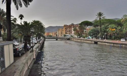 Zdjęcie WłOCHY / Liguria / Rapallo / Rapallo - panorama