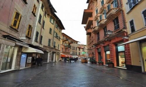 Zdjęcie WłOCHY / Liguria / Rapallo / Rapallo - kurort