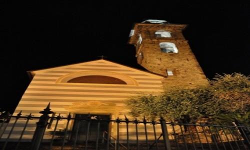 Zdjęcie WłOCHY / Liguria / Rapallo / Rapallo, kościół