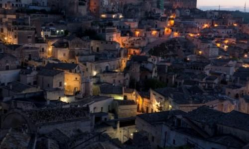 Zdjecie WłOCHY / południe Włoch / Matera / kamienne miasto