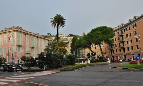 Zdjęcie WłOCHY / Liguria / Rapallo / Rapallo centrum