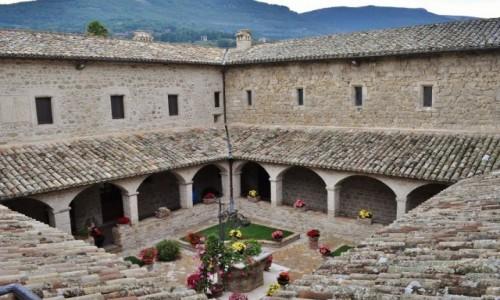 Zdjęcie WłOCHY / Umbria / Asyż / Asyż, San Damiano