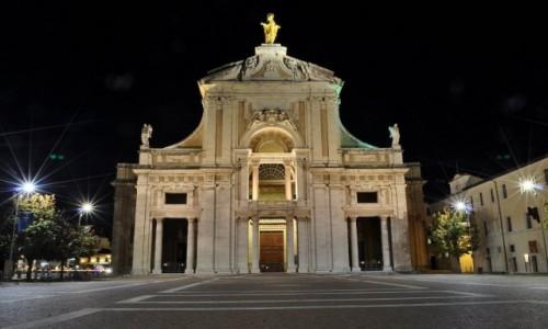 Zdjęcie WłOCHY / Umbria / Asyż / Asyż, Porsjumkula
