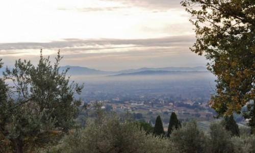 Zdjęcie WłOCHY / Umbria / Asyż / Asyż, jesienne widoki