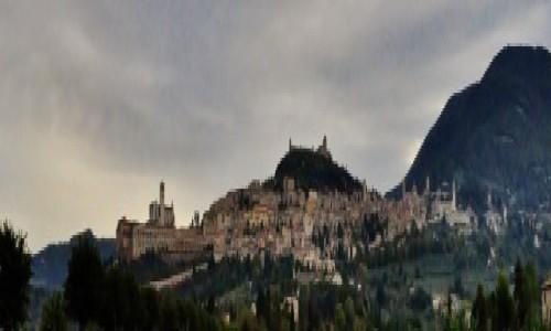 Zdjęcie WłOCHY / Umbria / Asyż / Asyż, panorama