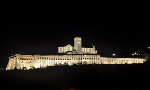 Zdjęcie WłOCHY / Umbria / Asyż / Asyż, klasztor i bazylika św. Franciszka