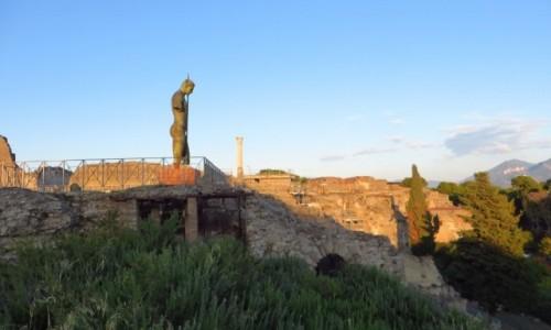 Zdjęcie WłOCHY / Kampania / Pompeje / ruiny Pompejów