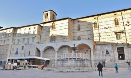 Zdjęcie WłOCHY / Umbria / Perugia / Perugia - Katedra San Lorenzo