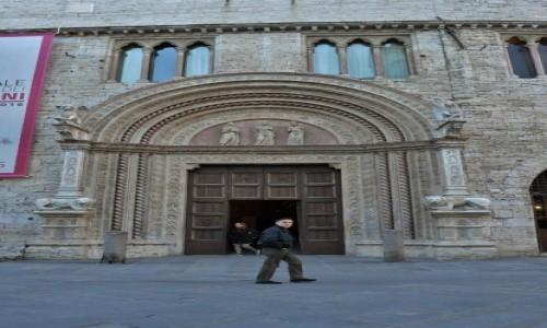 Zdjęcie WłOCHY / Umbria / Perugia / Perugia, Perugia - Palazzo dei Priori w Perugii
