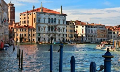 Zdjęcie WłOCHY / Wenecja Euganejska / Wenecja / Wenecja - Palazzo Balbi