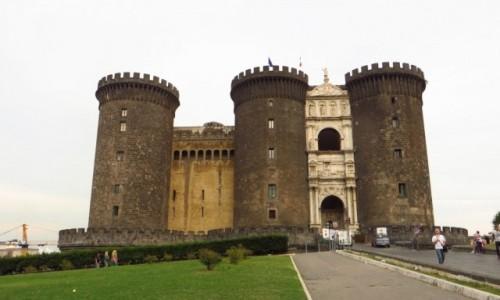 Zdjęcie WłOCHY / Kampania / Neapol / Castelo Nuovo