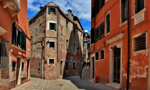 Zdjęcie WłOCHY / Wenecja Euganejska / Wenecja / Wenecja - Piscina S. Samuele