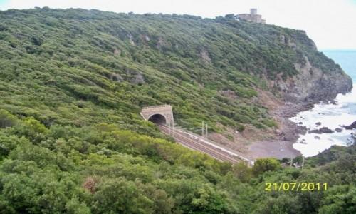 Zdjęcie WłOCHY / - / Między Livorno a Piombino / Wybrzeże Morza Tyrreńskiego