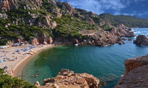 Zdjecie WłOCHY / Sardynia / Costa Paradiso / Costa Paradiso