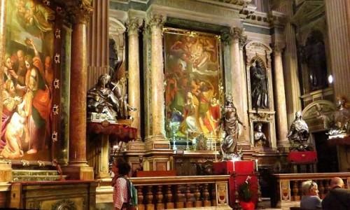 Zdjęcie WłOCHY / Kampania / Neapol / katedra