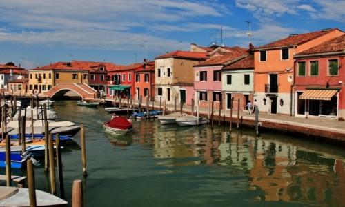 Zdjęcie WłOCHY / Laguna Wenecka / Wenecja / Murano