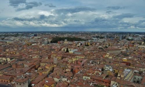 Zdjecie WłOCHY / Emilia-Romania / Bolonia / Bolonia, panorama