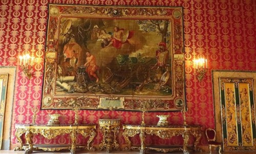 Zdjęcie WłOCHY / Kampania / Neapol / zamek królewski