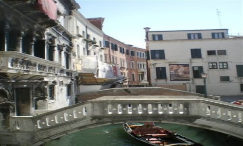 Zdjęcie WłOCHY / Veneto / Wenecja / Wenecja, Wenecja