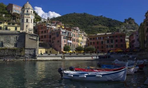 WłOCHY / Cinque Terre / Vernazza / Vernazza