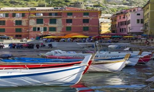 Zdjęcie WłOCHY / Cinque Terre / Vernazza / Vernazza