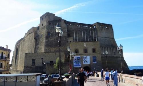 Zdjecie WłOCHY / Kampania / Neapol / Castel Dell'ovo