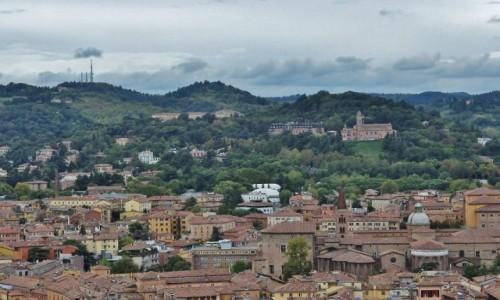 Zdjęcie WłOCHY / Emilia-Romania / Bolonia / Bolonia, panorama