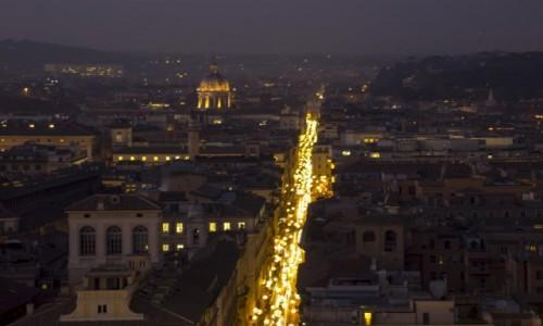 Zdjęcie WłOCHY / Lazio / Rzym / święta w Rzymie