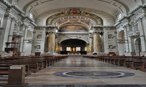 WłOCHY / Emilia-Romania / Bolonia / Bolonia, katedra