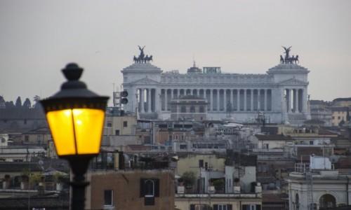 WłOCHY / Lazio / Rzym / Monument Vittorio Emanuele