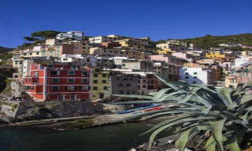 WłOCHY / Cinque Terre / Riomaggiore / Riomaggiore