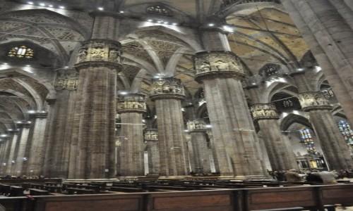 Zdjęcie WłOCHY / Emilia-Romania / Mediolan / Mediolan, katedra