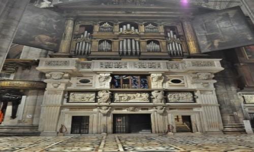 WłOCHY / Emilia-Romania / Mediolan / Mediolan, katedra