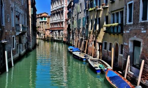 Zdjęcie WłOCHY / Wenecja Euganejska / Wenecja / Wenecja - zakatek