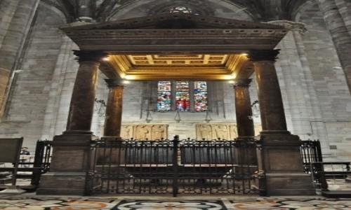Zdjęcie WłOCHY / Lombardia / Bolonia / Mediolan, katedra