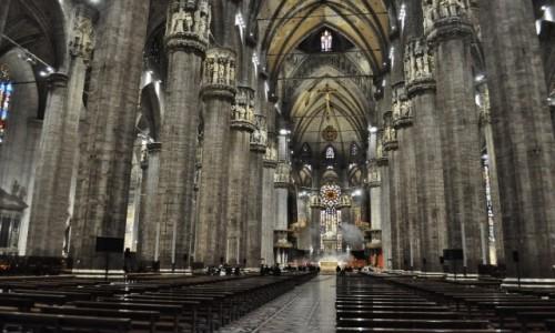 Zdjecie WłOCHY / Lombardia / Bolonia / Mediolan, katedra