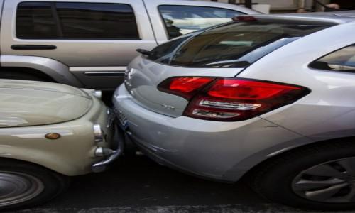Zdjecie WłOCHY / - / Rzym / parkowanie w Rz