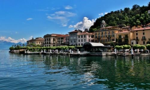Zdjęcie WłOCHY / Lombardia / Bellagio / Bellagio nad jeziorem Como